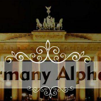 حروف الفبای آلمانی